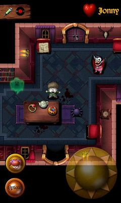 Screenshots of the Draky and the Twilight Castle for Android tablet, phone.