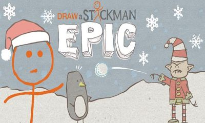 Screenshots of the Draw a Stickman EPIC for Android tablet, phone.