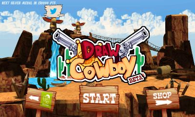 Download Draw, Cowboy! Android free game. Get full version of Android apk app Draw, Cowboy! for tablet and phone.