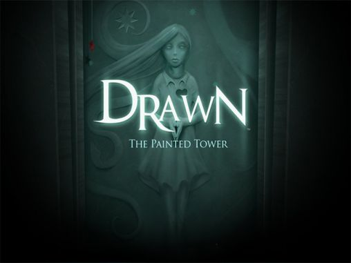 Screenshots of the Drawn: The painted tower for Android tablet, phone.