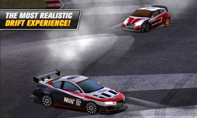 Screenshots of the Drift Mania Championship 2 for Android tablet, phone.