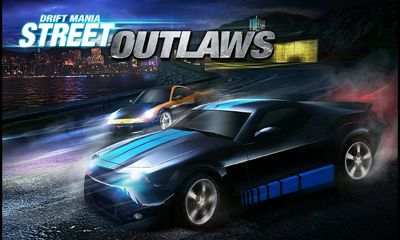 Screenshots of the Drift Mania Street Outlaws for Android tablet, phone.