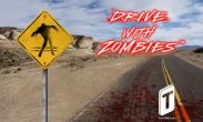 In addition to the game  for Android phones and tablets, you can also download Drive with Zombies for free.