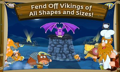 Screenshots of the Drunk Vikings for Android tablet, phone.