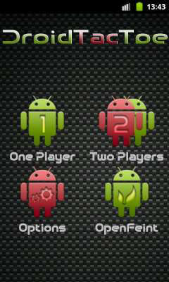 Download Droid Tac Toe Android free game. Get full version of Android apk app Droid Tac Toe for tablet and phone.