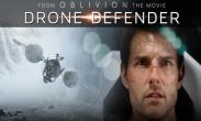 In addition to the game Fluid Football for Android phones and tablets, you can also download Drone Defender for free.