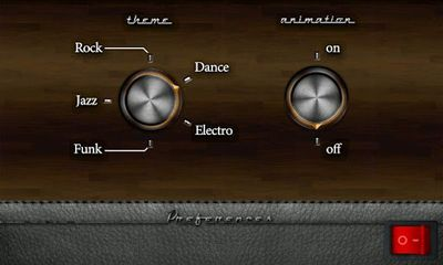 Screenshots of the Drums HD for Android tablet, phone.