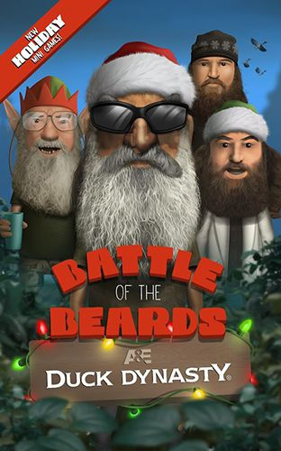 Screenshots of the Duck dynasty: Battle of the beards for Android tablet, phone.
