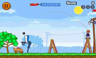 Screenshots of the Dude Perfect for Android tablet, phone.