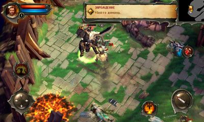 descargar dungeon hunter para pc