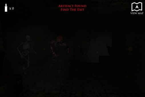 Screenshots of the Dungeon nightmares for Android tablet, phone.