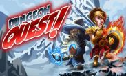 In addition to the game Ninja Chicken for Android phones and tablets, you can also download Dungeon Quest for free.