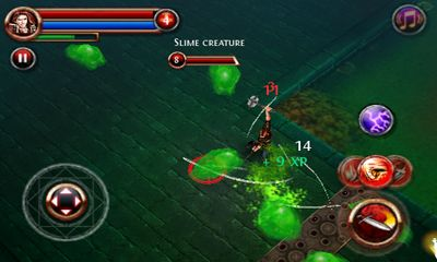 Dungeon Hunter Android apk