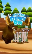 In addition to the game Talking Ginger for Android phones and tablets, you can also download Easter bunny run for free.