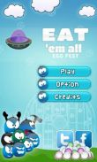 In addition to the game Papa Pear: Saga for Android phones and tablets, you can also download Eat em All for free.