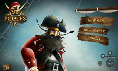 Screenshots of the Egmont - Pirates for Android tablet, phone.