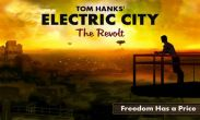 In addition to the game Road Warrior for Android phones and tablets, you can also download Electric City. The Revolt for free.