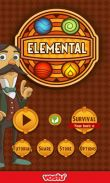 In addition to the game Babel Rising 3D for Android phones and tablets, you can also download Elemental for free.