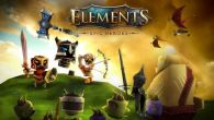 In addition to the game Darts for Android phones and tablets, you can also download Elements: Epic heroes for free.