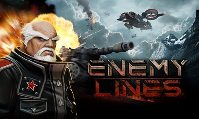 Screenshots of the Enemy Lines for Android tablet, phone.