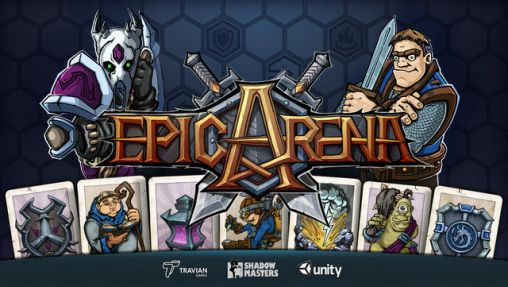 Download Epic arena Android free game. Get full version of Android apk app Epic arena for tablet and phone.