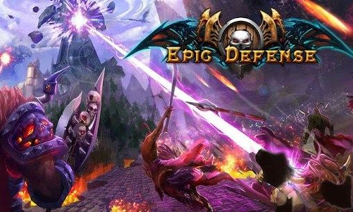 Download Epic defense: Origins Android free game. Get full version of Android apk app Epic defense: Origins for tablet and phone.