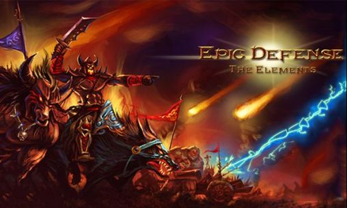 Download Epic defense: The elements Android free game. Get full version of Android apk app Epic defense: The elements for tablet and phone.