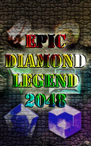 Download Epic diamond legend: 2048 Android free game. Get full version of Android apk app Epic diamond legend: 2048 for tablet and phone.