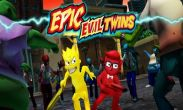 In addition to the game Stealth Chopper 3D for Android phones and tablets, you can also download Epic Evil Twins for free.
