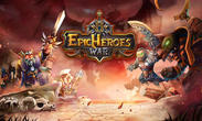 Download Epic heroes: War Android free game. Get full version of Android apk app Epic heroes: War for tablet and phone.