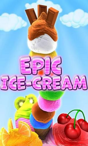 Download Epic ice cream Android free game. Get full version of Android apk app Epic ice cream for tablet and phone.