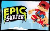 In addition to the game FIFA 14 for Android phones and tablets, you can also download Epic skater for free.
