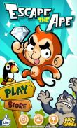 In addition to the game  for Android phones and tablets, you can also download Escape The Ape for free.