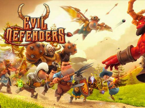 Download Evil defenders Android free game. Get full version of Android apk app Evil defenders for tablet and phone.