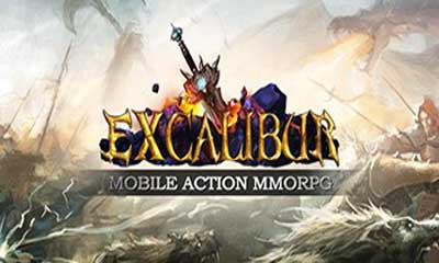 Screenshots of the Excalibur for Android tablet, phone.