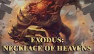 In addition to the game Fishing Paradise 3D for Android phones and tablets, you can also download Exodus: Necklace of heavens for free.
