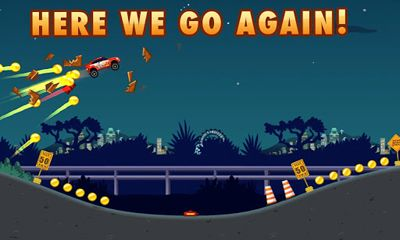 Screenshots of the Extreme Road Trip 2 for Android tablet, phone.