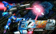 In addition to the game Alien shooter for Android phones and tablets, you can also download ExZeus 2 for free.