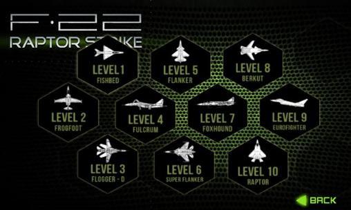 f 22 raptor gameplay venice - photo#31