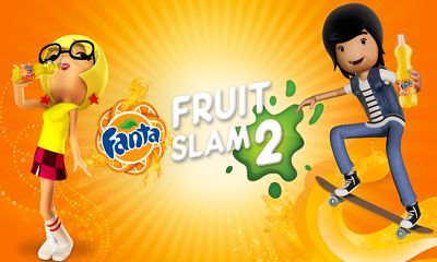 Screenshots of the Fanta Fruit Slam 2 for Android tablet, phone.