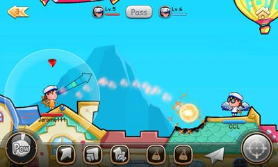 Screenshots of the Fantasy Adventure for Android tablet, phone.