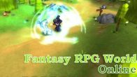 In addition to the game PBA Bowling 2 for Android phones and tablets, you can also download Fantasy RPG world online for free.