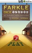 In addition to the game THE GODS HD for Android phones and tablets, you can also download Farkle Dice for free.