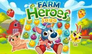 In addition to the game Danger Dash for Android phones and tablets, you can also download Farm heroes saga for free.