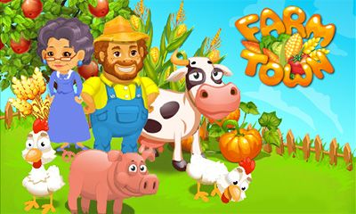 Screenshots of the Farm Town (Hay day) for Android tablet, phone.