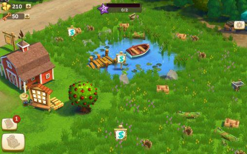 FarmVille 2: Country Escape Mod (Unlimited Keys) Apk ...