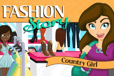 Download Fashion story: Country girl Android free game. Get full version of Android apk app Fashion story: Country girl for tablet and phone.