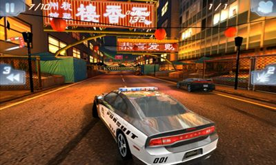 Screenshots of the Fast Five the Movie Official Game HD for Android tablet, phone.