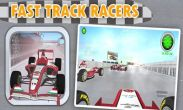 In addition to the game Turbo Racing League for Android phones and tablets, you can also download Fast Track Racers for free.
