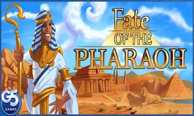 Screenshots of the Fate of the Pharaoh for Android tablet, phone.
